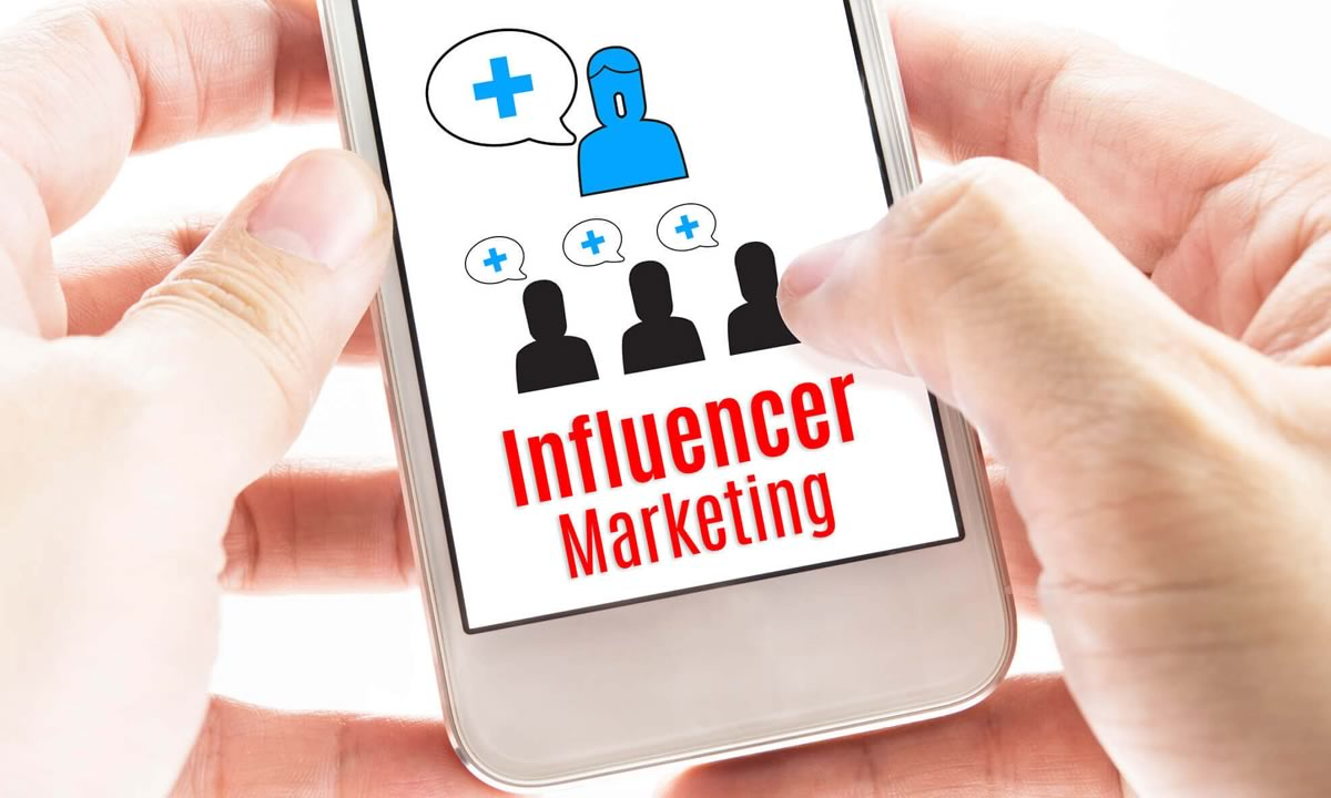 L'influencer marketing: oltre i social media